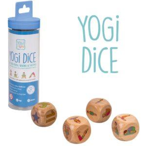 Yogi Fun Yogi Dice Game