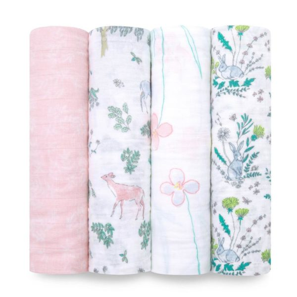 Aden + Anais Forest Fantasy Swaddles