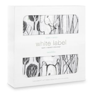 Aden + Anais White Label - Sage Advice Swaddles