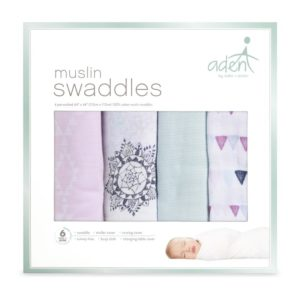 Aden by Aden + Anais Pretty Pink