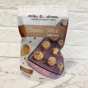Milky Goodness Lactation Cookie Mix Chocolate Chip