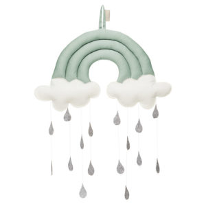 Cam Cam Copenhagen Rainbow Mobile Sea Green