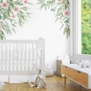 Ginger Monkey Australian Gum Tree Decal Set Full