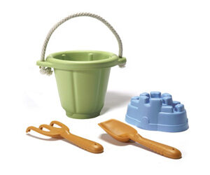 Green Toys Sand Play Set 4 pc