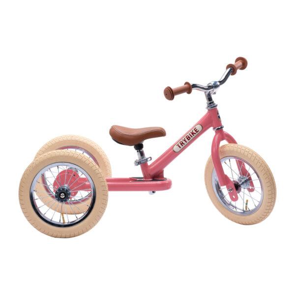 Trybike 2 in 1 Vintage Pink