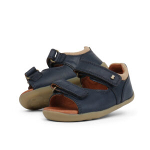 Bobux Step Up Driftwood Sandal Navy