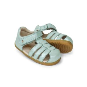 Bobux Step Up Jump Sandal Mint Shimmer