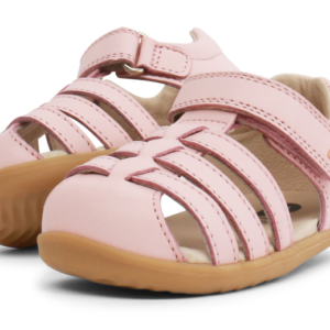 Bobux Step Up Jump Sandal Seashell Pink