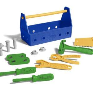 Green Toys Tool Set Blue