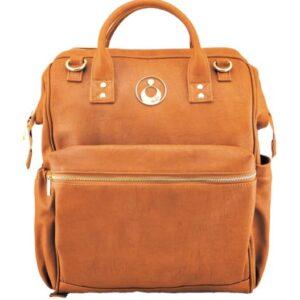 Isoki Byron Backpack Amber