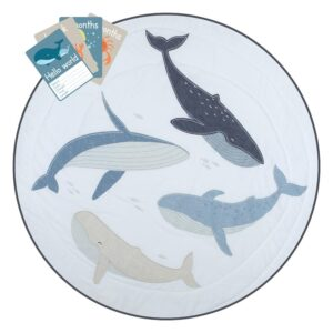 Lolli Living Oceania Play Mat with Milestone Cards