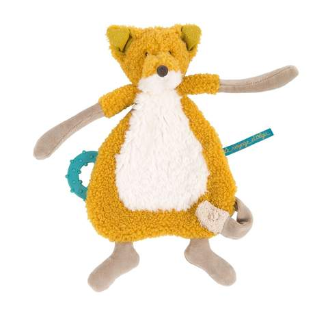 Moulin Roty Le Voyage D'olga Chaussette Comforter Fox
