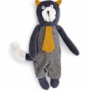 Moulin Roty Les Moustaches Alphonse Small Grey Cat