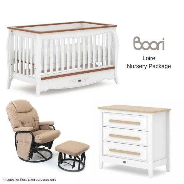 Boori Loire Nursery Package