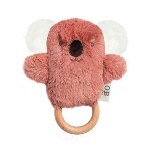 OB Designs Wood Teether Kate Koala