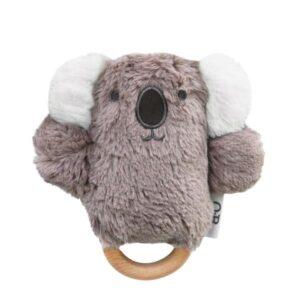 OB Designs Wood Teether Kobe Koala
