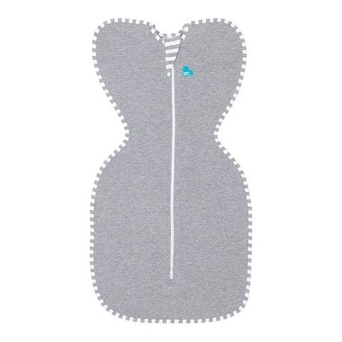 Swaddle Up Original Grey 1.0Tog By Love To Dream