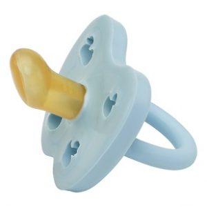 Hevea Pacifier Orthodontic Baby Blue