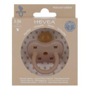 Hevea Pacifier Orthodontic Fudge