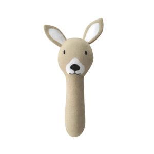 Mister Fly Stick Rattle Kangaroo