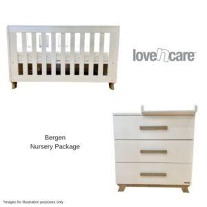 Love n Care Bergen Nursery Package