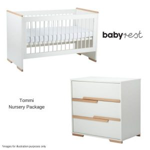 BabyRest Poppy Nursery Package