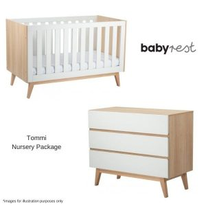 BabyRest Tommi Nursery Package