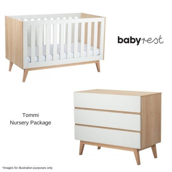 BabyRest Tommi Nursery Package