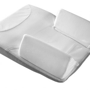 Baby Studio Elevated Side and Back Sleep Positioner