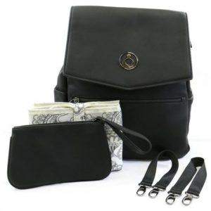 Isoki Hartley Backpack Onyx