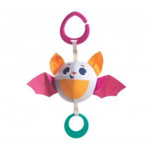Tiny Love Rattle Oscar the Bat