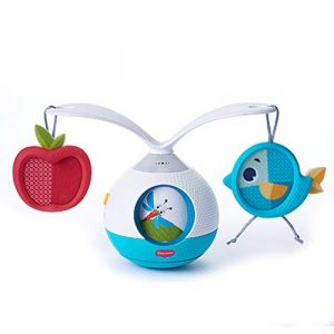 Tiny Love Tummy Time Mobile Entertainer Blue