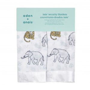 Aden + Anais Security Blanket Jungle 2 Pack