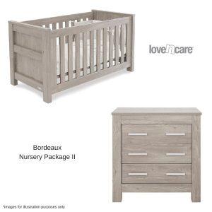 Love n Care Bordeaux Nursery Package II