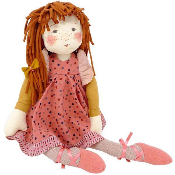 Moulin Roty Les Rosalies Rag Doll Anemone