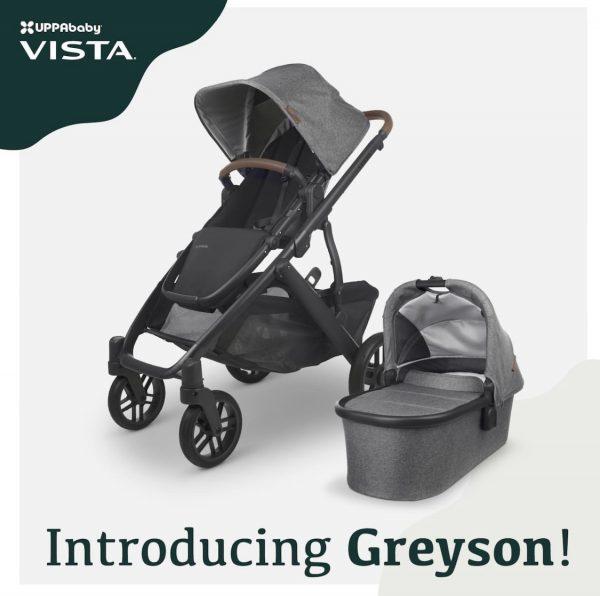 Uppababy Vista V2 Greyson