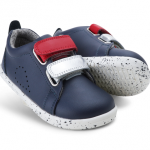 Bobux I-Walk Grass Court Switch Navy