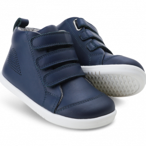 Bobux I-Walk Hi Court Boot Navy