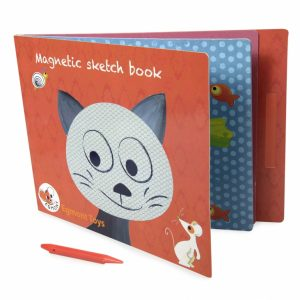 Egmont Toys Magnetic Sketch Book