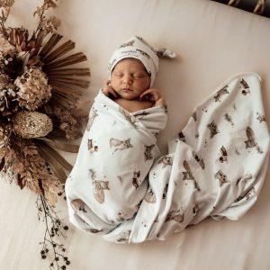 Baby Swaddles & Muslin Wraps