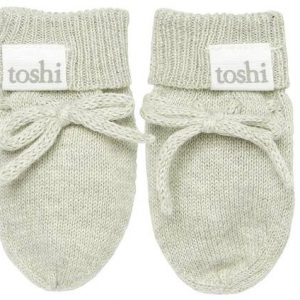 Toshi Marley Thyme Organic Mittens