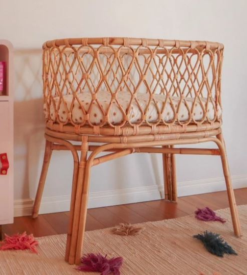 My Darling Valentine Rome Bassinet