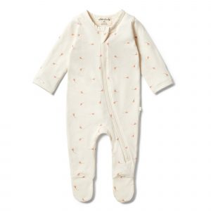 Wilson & Frenchy Zipsuit Little Blossom