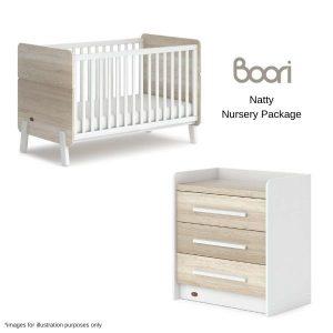 Boori Natty Nursery Package