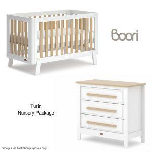 Boori Turin Nursery Package