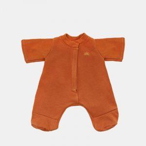 Olli Ella Dinkum Doll Pyjama Ginger