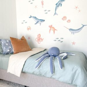 Sailah Lane Under the Sea Wall Stickers