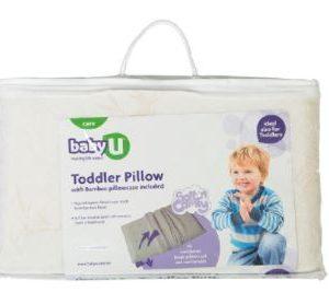 BabyU Toddler Pillow