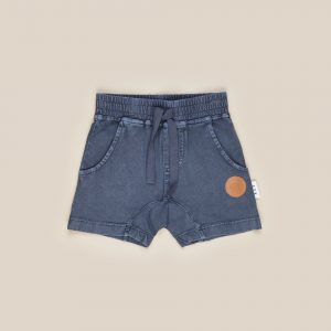 HuxBaby Ink Slouch Short