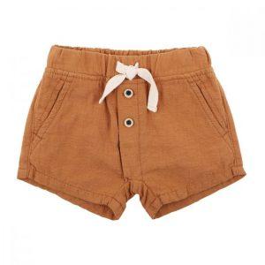 Bebe Boys Caramel Shorts